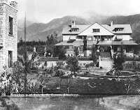 G. G. Green's Arts and Crafts mansion in Altadena, California