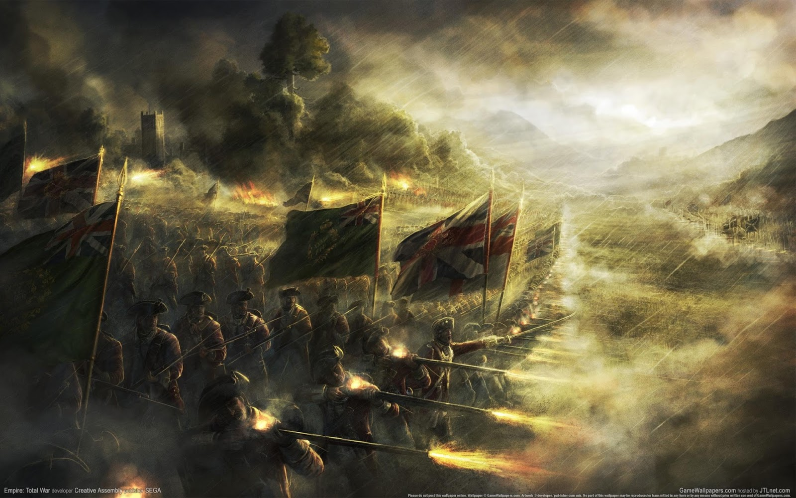 Wallpapers HD: Wallpapers Age of Empires HD