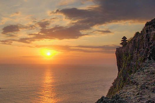 Uluwatu temple tour Bali - Uluwatu sunset tours - Uluwatu sundown and Kecak dance performance - Bali Half Day Trip Itinerary