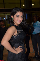 Wamiqa Gabbi in a sleeveless Black Designer Transparent Gown at 64th Jio Filmfare Awards South ~  Exclusive 075.JPG