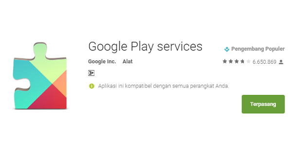 Fix com.google.android.gms yang Sering Force Close di Android