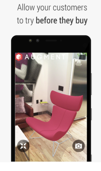 Augment AR App