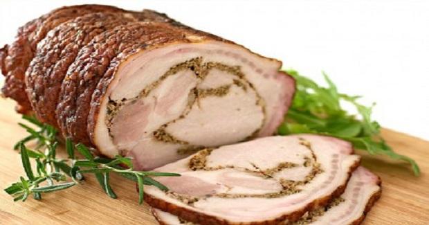 Smoked Porchetta Pork Loin Recipe