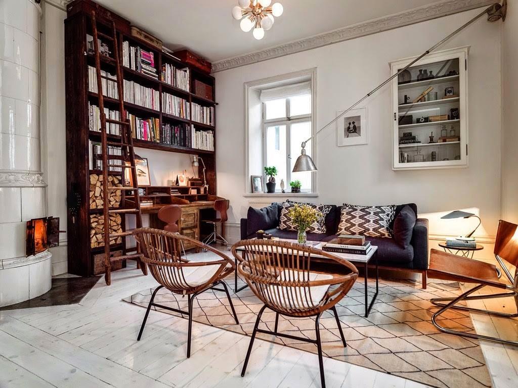 Deco Dplex en estilo boho y acentos vintage  Virlova Style
