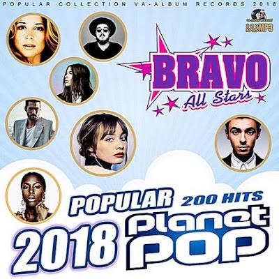 Bravo All Stars Planet Pop 2018 Mp3 320 Kbps