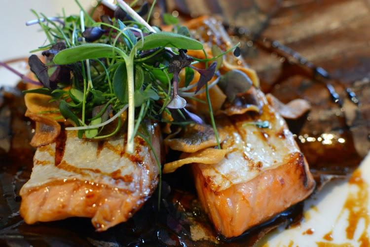 sake no hana char-grilled salmon umai saturdays