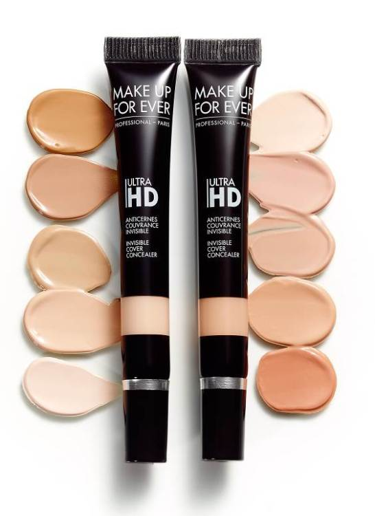 MAKE UP FOR EVER lança ULTRA HD Concealer