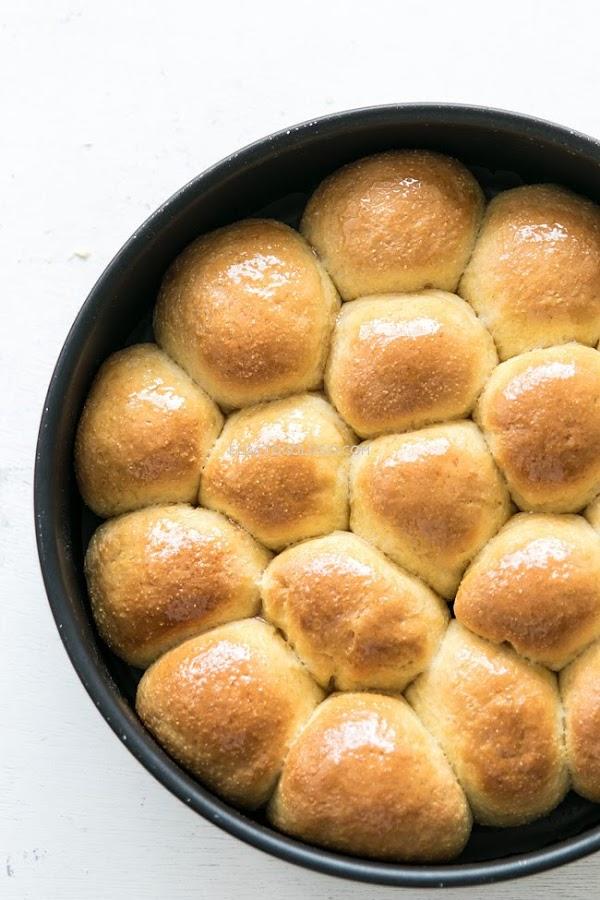 Pan de harina de maíz y maple, faciles y rápidos de hacer, receta de www.elgatogoloso.com