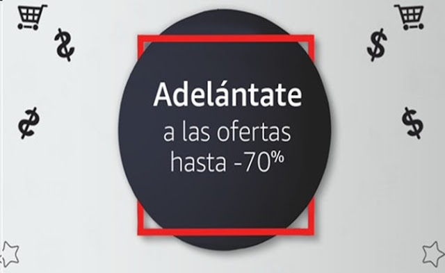 Ofertas, tienda, Hot Sale, Amazon, Prime