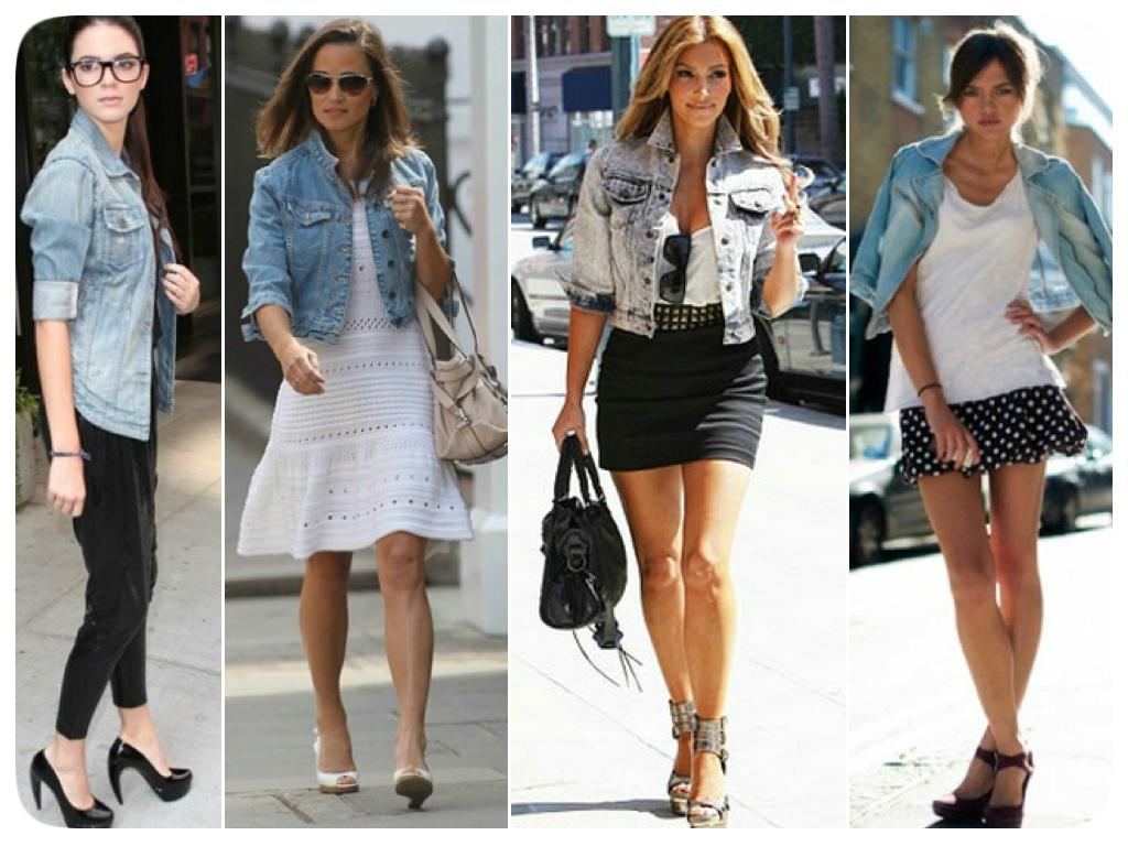 b2a35bc61c BONECAS MIMADAS  Jaquetas Coletes Jeans  Como usar!