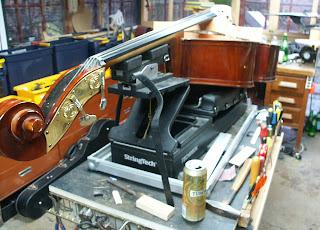 Luthier's Workstation