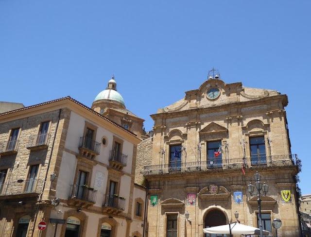 palazzo di città a piazza armerina