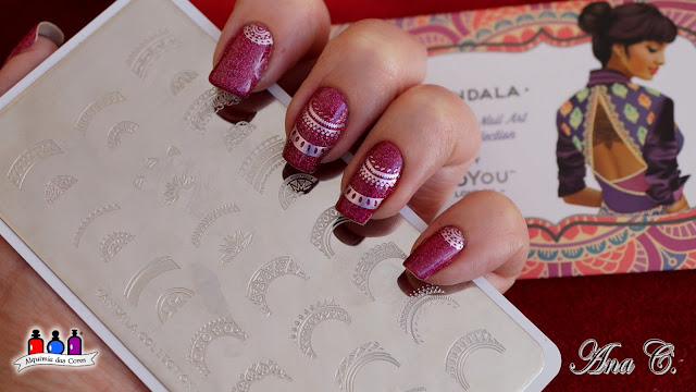 Moyou London, Mandala 11, DRK Nails, Miga sua Loka
