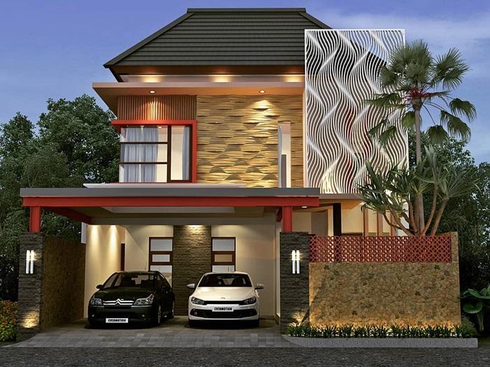 4 Model Atap Rumah Minimalis Terbaru 2019 - IG