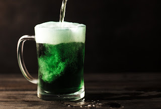 Green Beverage Photo by Patrick Fore on Unsplash