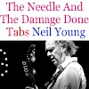 The Needle And The Damage Done Tabs Neil Young - How To Play On Guitar Tabs & Sheet Online