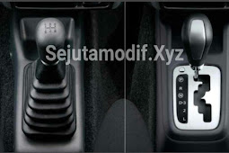 Kelebihan dan Kekurangan Mobil transmisi Matic dan manual