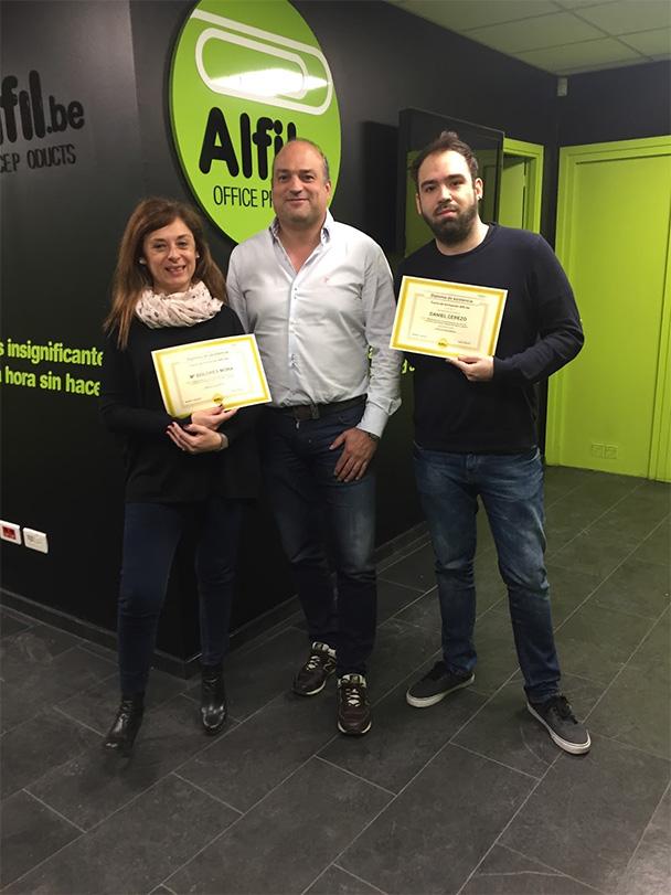 Finaliza la Formación Alfil Alicante