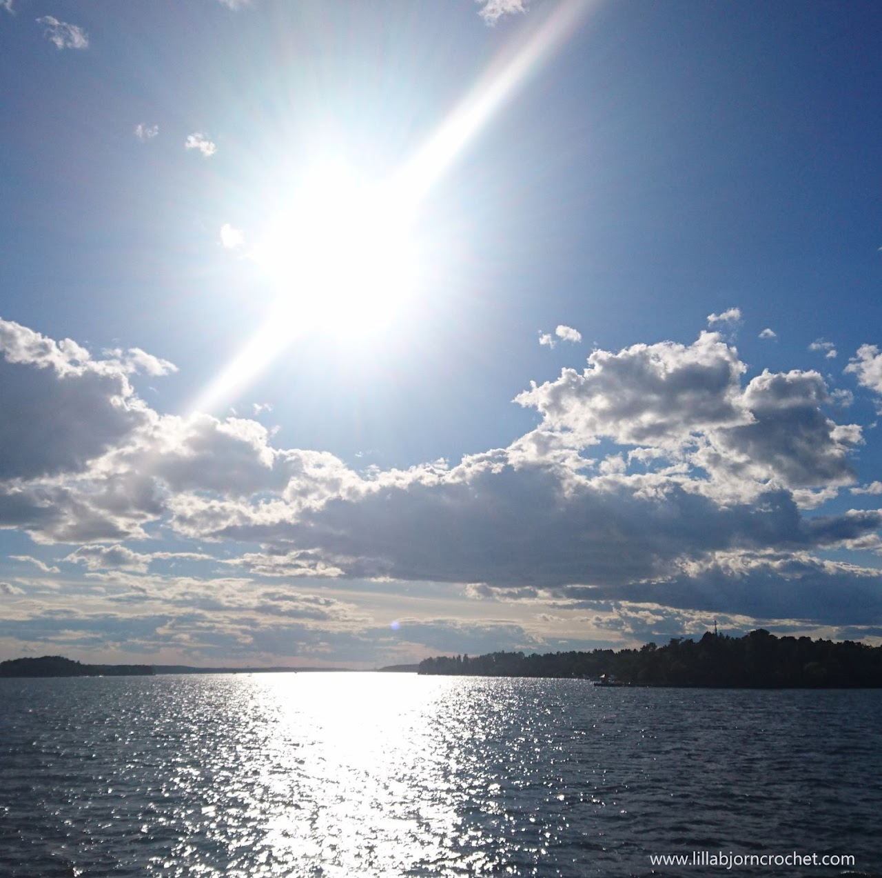 Boat trip to Stockholm archipelago