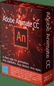 ADOBE ANIMATE CC 2017 + CRACK
