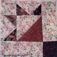 how to make a basket quilt pattern block