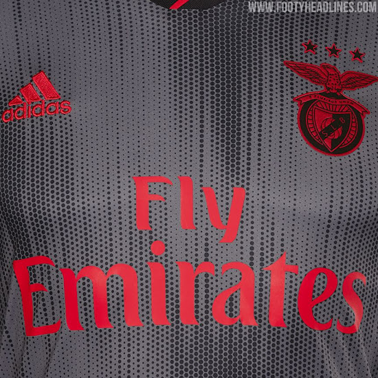 low priced c7fe5 e986d Benfica 19-20 Away Kit Released - Footy Headlines
