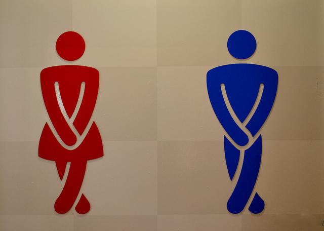 желание в туалет
