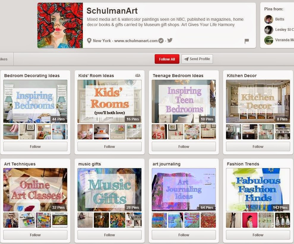 how to get more followers on pinterest | 3 easy strategies on http://schulmanart.blogspot.com/2014/07/discover-how-i-got-over-1000-followers.html