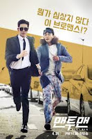 Drama Korea Man to Man Subtitle Indonesia