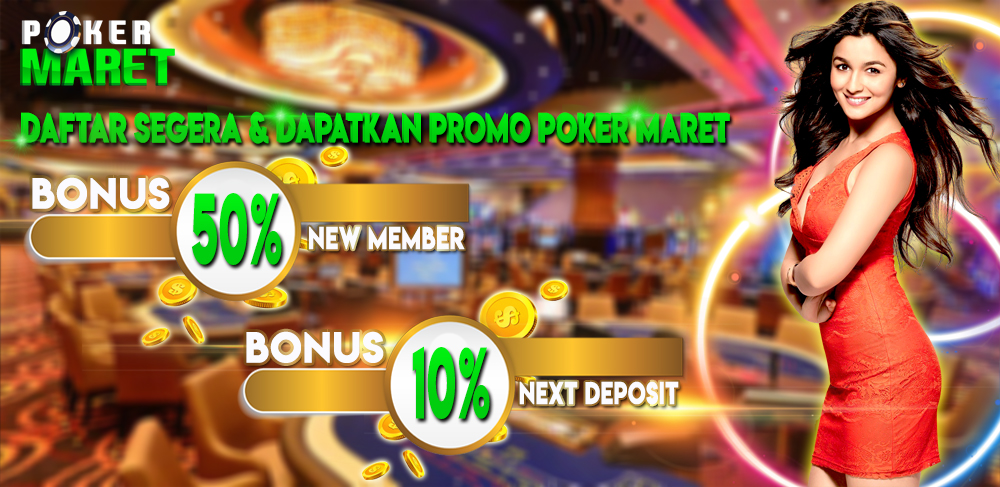 Poker maret promo