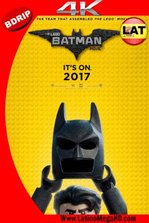 LEGO Batman: La Película (2017) Latino Ultra HD 4K HDR 2160P ()