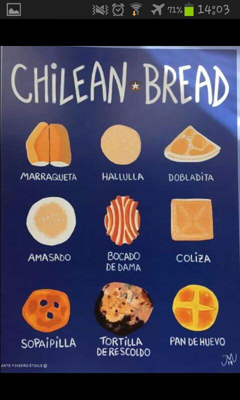 un año en chile: mehr als empanadas - chilenische küche