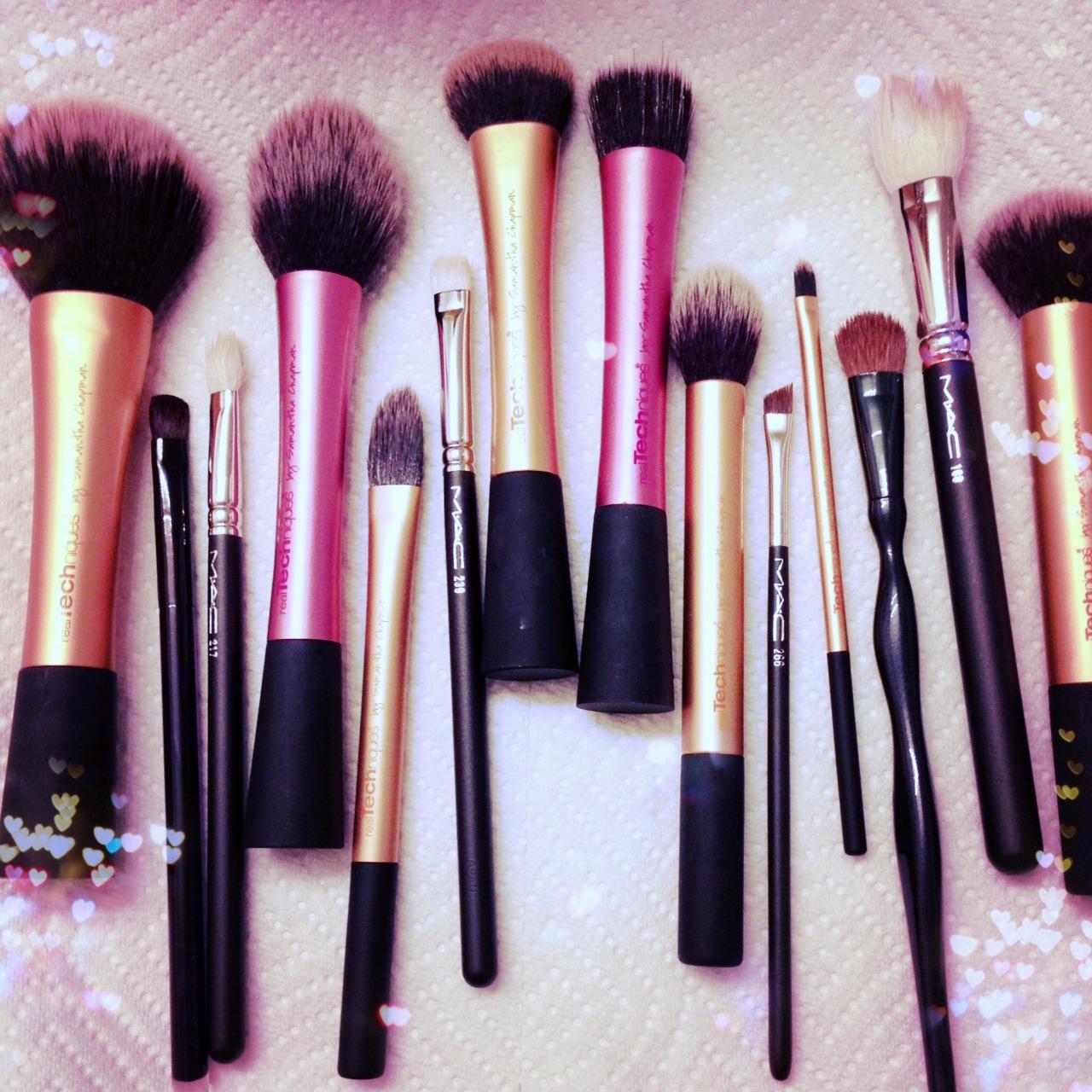 Budget Makeup Brush Sets Mugeek Vidalondon