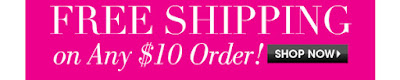 Avon Free Shipping Code on $10 Orders