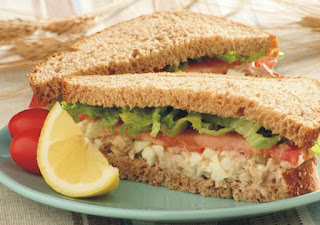 Tuna Fish Sandwich Recipe for Weekday Lunches