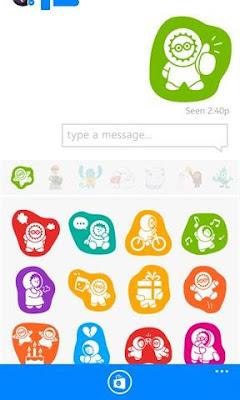 Download Facebook Messenger 11.0.1.0 XAP For Windows Phone