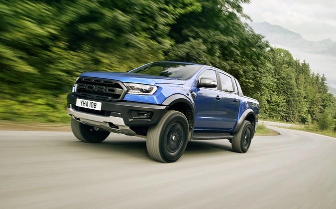 Ford confirma o lançamento da Ranger Raptor na Europa