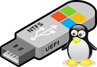 UEFI NTFS: Bootable Windows USB from Linux