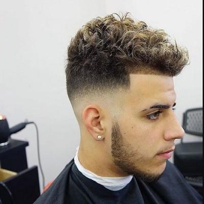 model rambut pria jaman sekarang