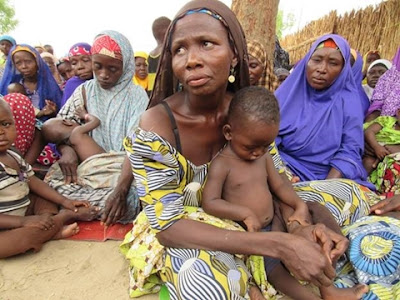 Boko Haram Crisis: How Women are Forced to Sell S*x to Survive - International Red Cross