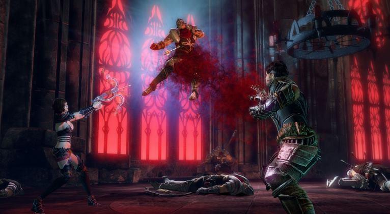 Blood Knights PC Full Español