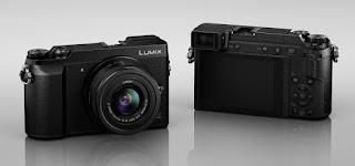 cámara LUMIX GX80 de PANASONIC. FOTOS 4K