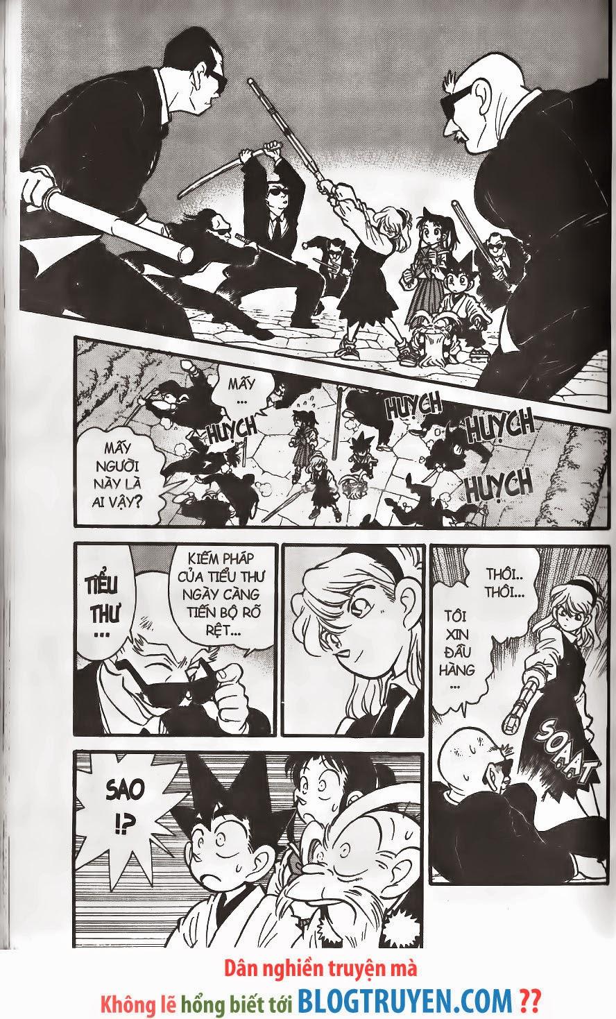 Yaiba chap 238 trang 10