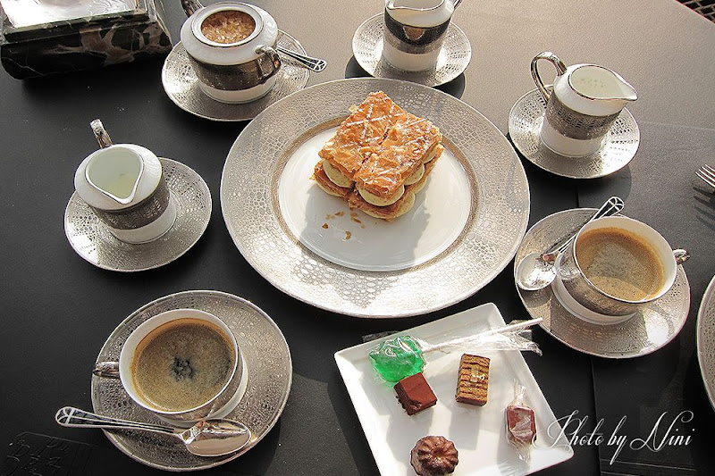 【澳門米其林】天巢法國餐廳。想有驚喜請跟著我這樣吃