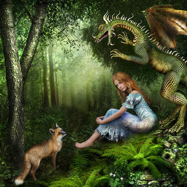 Ninfas del bosque - 3 part 10