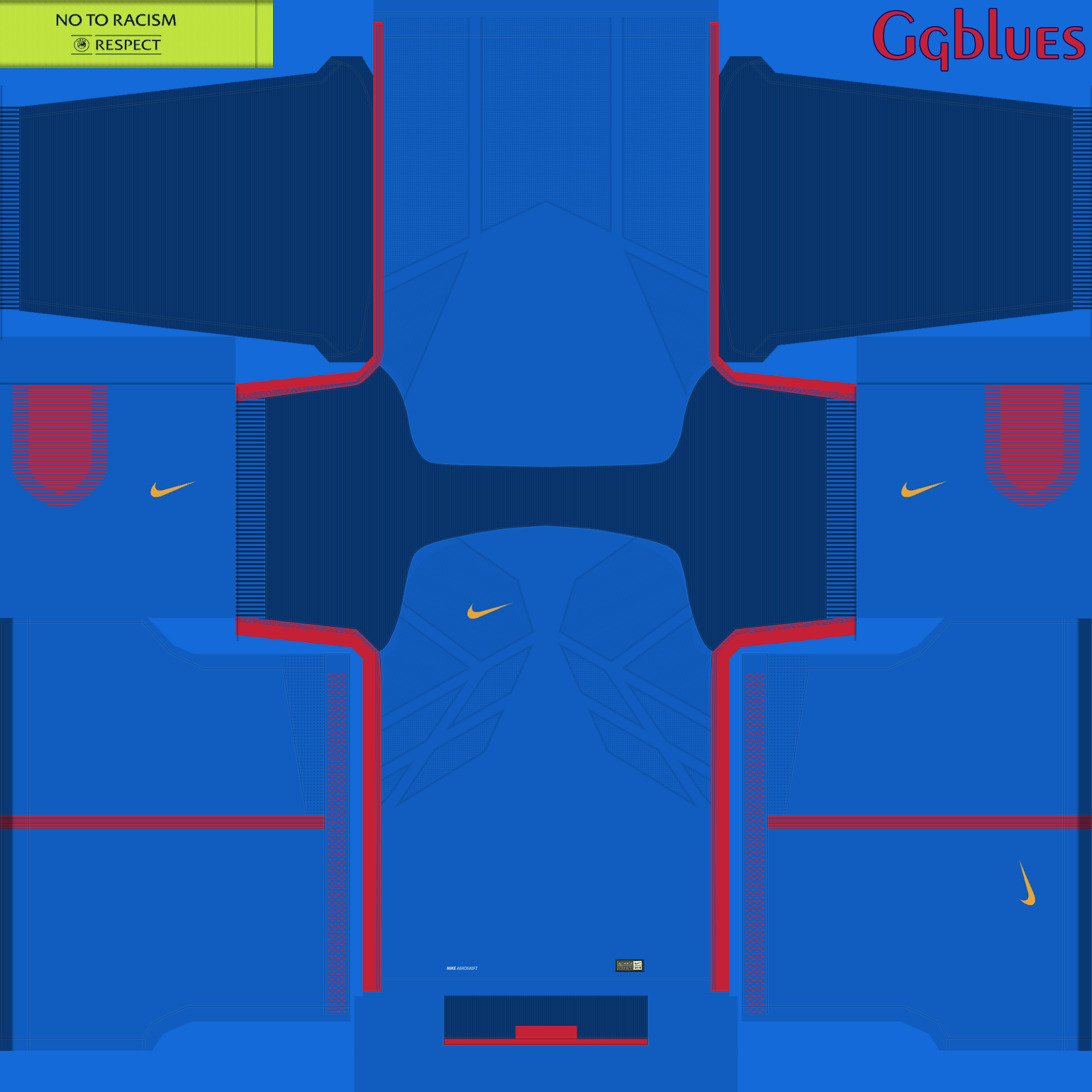 PES 2016-2017 Nike Aeroswift PSD Template By Ggblues