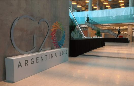 Inicia en Argentina reunión de ministros de finanzas del G20