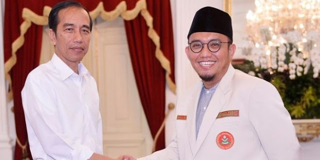 Gara-gara Dahnil, Citra Jokowi Bisa Jatuh