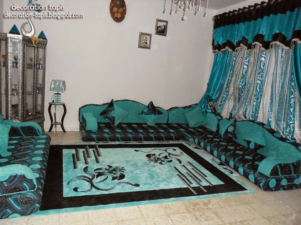 Salon Marocain Au Sol