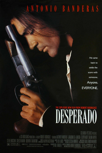 Desperado (1995) เดสเพอราโด ไอ้ปืนโตทะลักเดือด